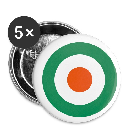 Italy Symbol - Axis & Allies - Buttons small 1'' (5-pack)