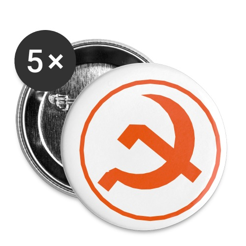 Soviet Union Symbol - Axis & Allies - Buttons small 1'' (5-pack)