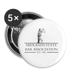 Midlands State Bar Association - Small Buttons
