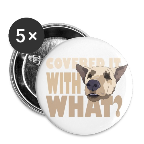 withwhatfinal - Buttons small 1'' (5-pack)