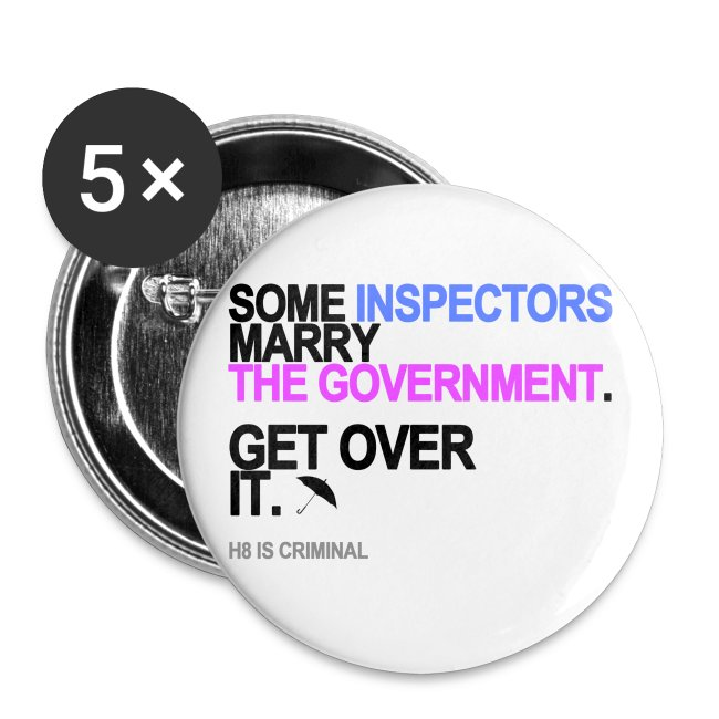 some inspectors marry the government lg
