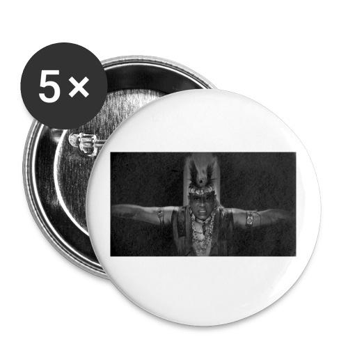Roar - Buttons small 1'' (5-pack)