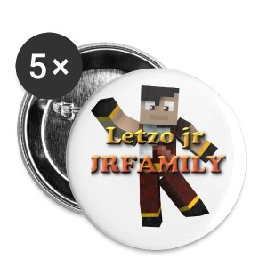 Letzo Jr - JRFAMILY - Small Buttons