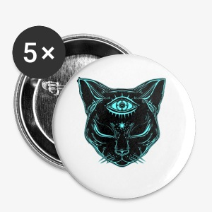 Sphynx Cat - Small Buttons