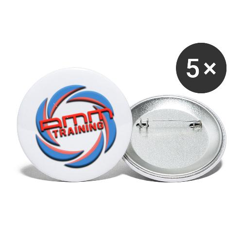 AMMT LOGO WEB - Buttons small 1'' (5-pack)