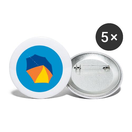 umbelas icon 2 - Buttons small 1'' (5-pack)