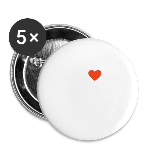 I Heart Political Correctness - Buttons small 1'' (5-pack)