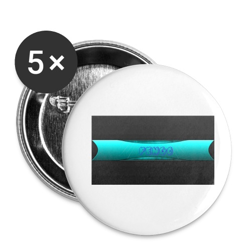 pengo - Buttons small 1'' (5-pack)