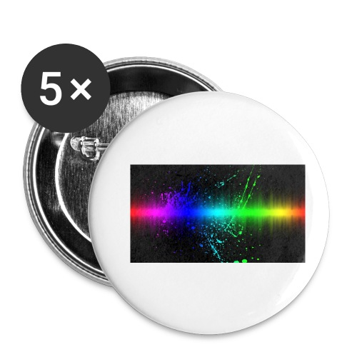 Keep It Real - Buttons small 1'' (5-pack)