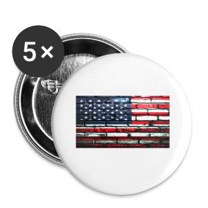 Trump Wall - Small Buttons