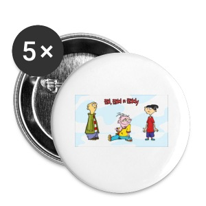 Ed , Edd , And Eddy - Small Buttons