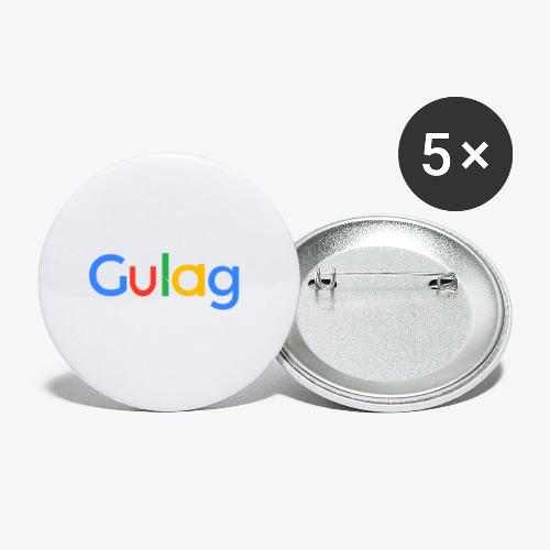 gulag - Buttons small 1'' (5-pack)
