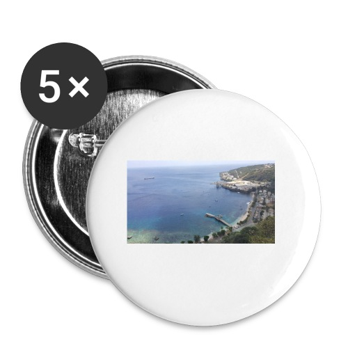 Christmas Island - Buttons small 1'' (5-pack)