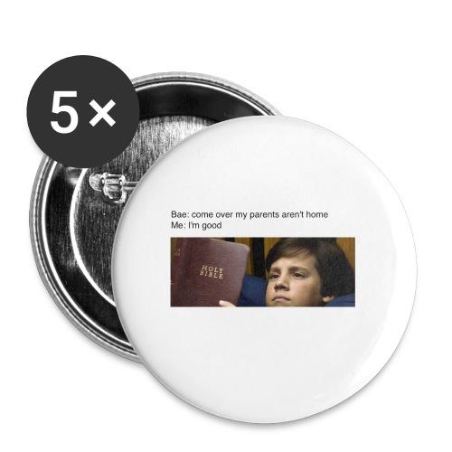 5b97e26e4ac2d049b9e8a81dd5f33651 - Buttons small 1'' (5-pack)
