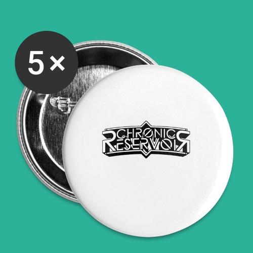 Chronic Reservoir - Buttons small 1'' (5-pack)