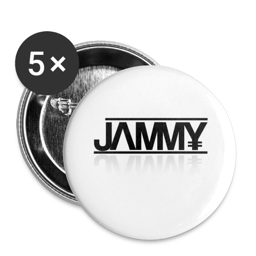 Jammy's Merch 6000 - Small Buttons
