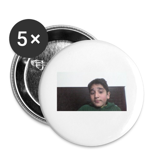 Dont Think Just BUY - Buttons small 1'' (5-pack)