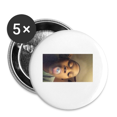Darius - Buttons small 1'' (5-pack)