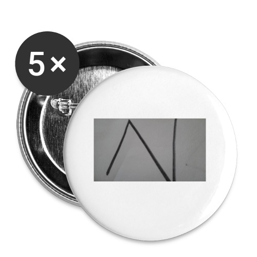 The n team - Buttons small 1'' (5-pack)