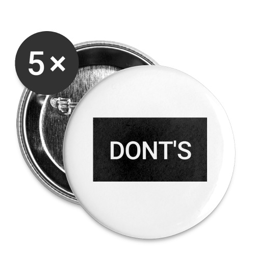 Snapshot 569 - Buttons small 1'' (5-pack)