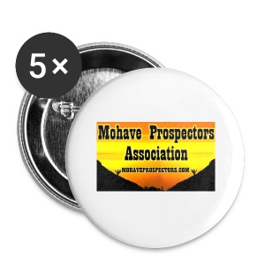 MPA Nametag - Small Buttons