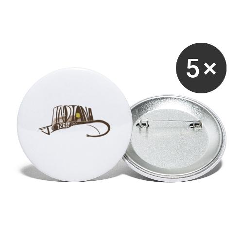 Wear The Hat - Buttons small 1'' (5-pack)