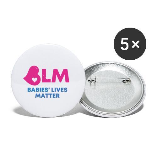 Babies Lives Matter - Buttons small 1'' (5-pack)