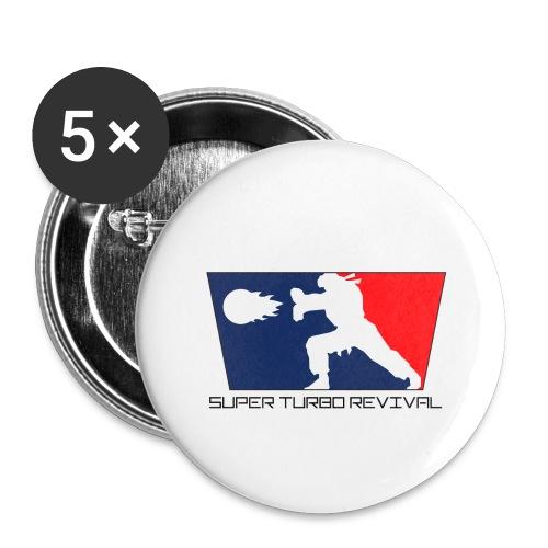 STR T-Shirt 2015 (B) - Buttons small 1'' (5-pack)