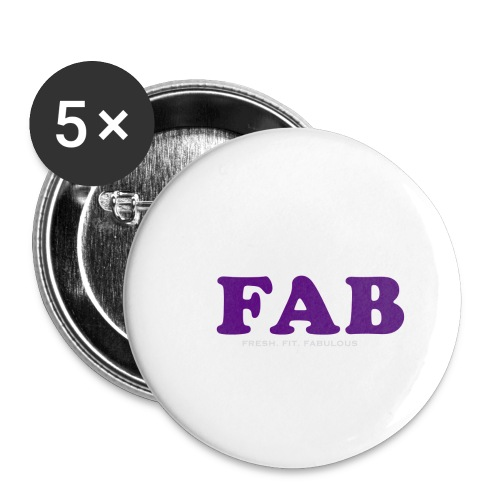 FAB Tank - Buttons small 1'' (5-pack)