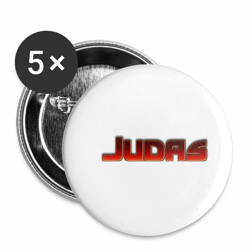 Judas - Buttons small 1'' (5-pack)