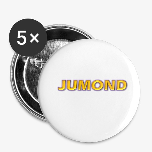 Jumond - Buttons small 1'' (5-pack)