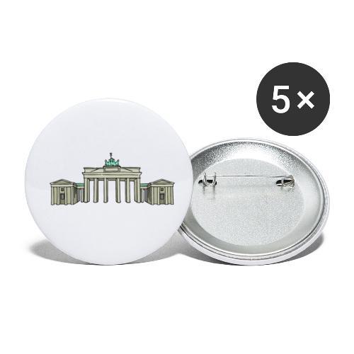 Brandenburg Gate Berlin - Buttons small 1'' (5-pack)