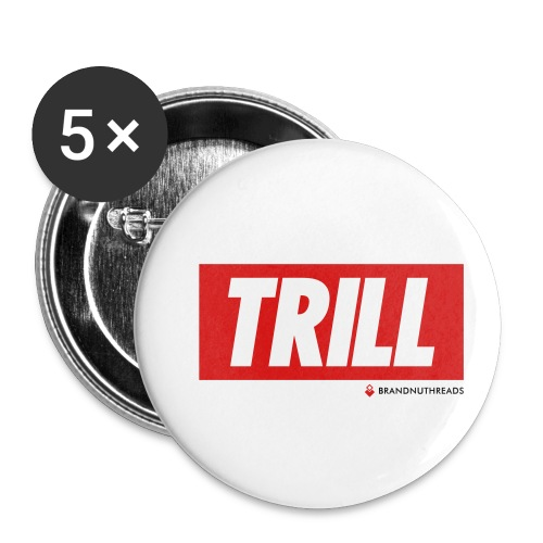 trill red iphone - Buttons small 1'' (5-pack)