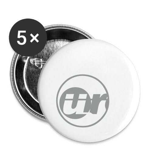 UR LOGO symbol - Buttons small 1'' (5-pack)