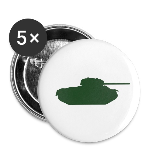 T49 - Buttons small 1'' (5-pack)