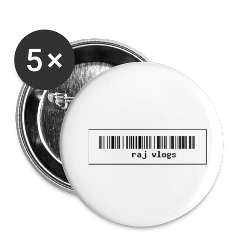 barcode - Small Buttons