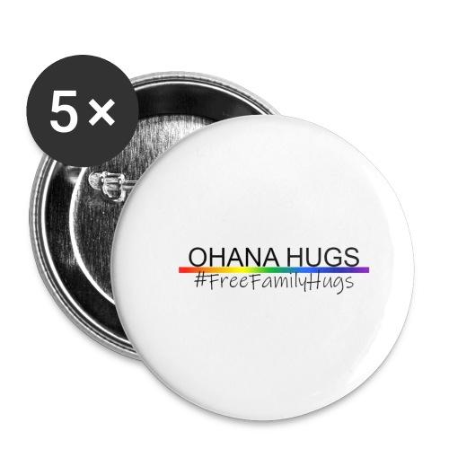 Ohana Hugs - Small Buttons