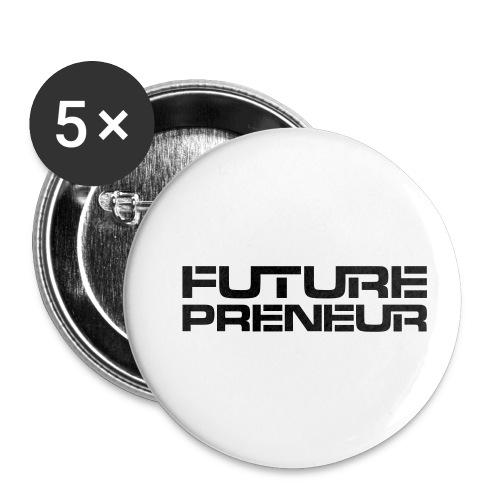 Futurepreneur (1-Color) - Small Buttons