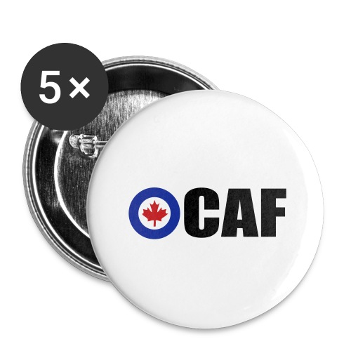 Canadian Air Force - Buttons small 1'' (5-pack)
