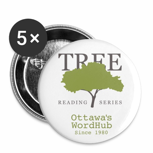 Tree Reading Swag - Buttons small 1'' (5-pack)