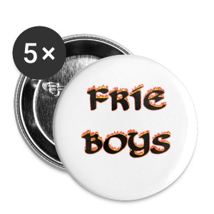 FRIE BOYS - Small Buttons