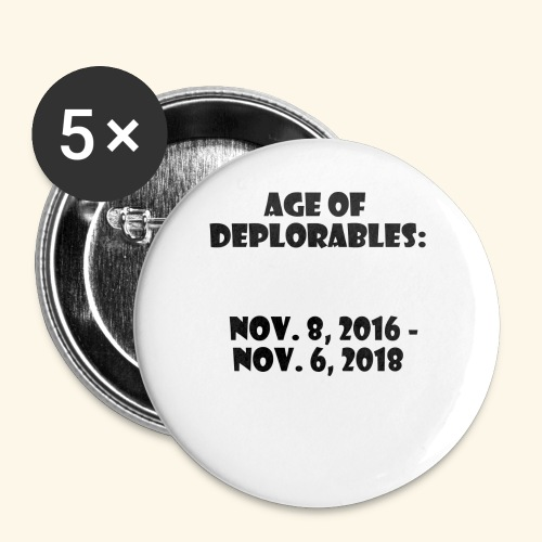 Age of Deplorables - Small Buttons