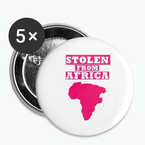 SFA LOGO FUSCHIA - Buttons small 1'' (5-pack)