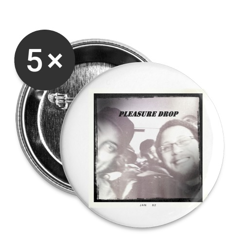 Pleasure Drop - Buttons small 1'' (5-pack)