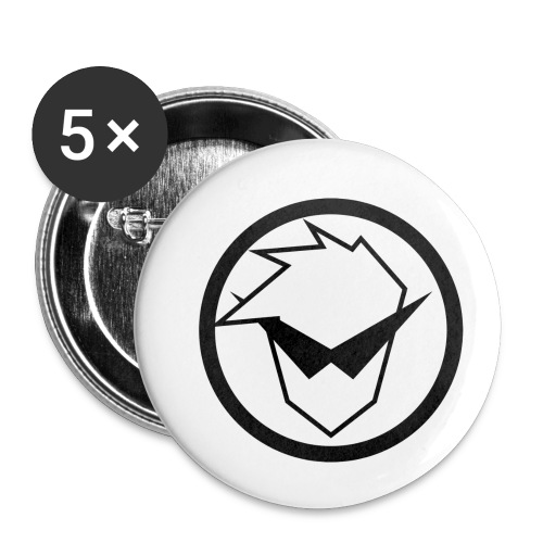 FaryazGaming Logo - Buttons small 1'' (5-pack)