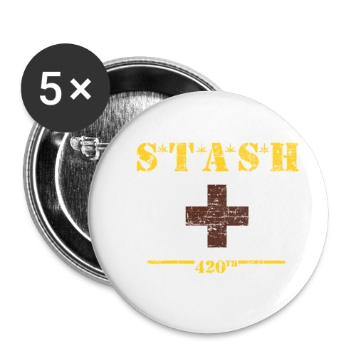 STASH-Final - Buttons small 1'' (5-pack)