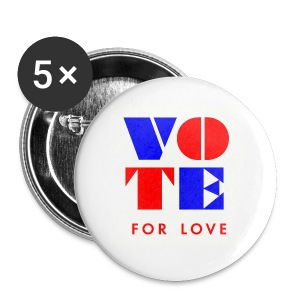 vote4love-sample - Small Buttons