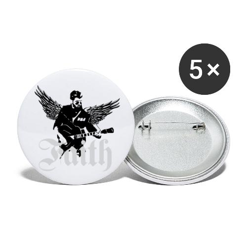faithwings png - Buttons small 1'' (5-pack)