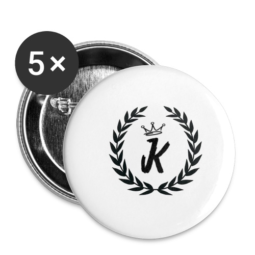 KVNGZ APPAREL - Buttons small 1'' (5-pack)