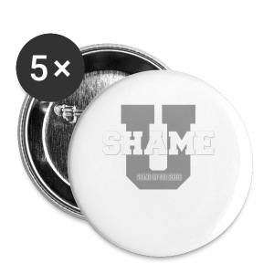 Shame On You Series by Teresa Mummert - Small Buttons